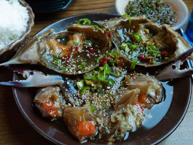 Gejang Ganjang Gejang Marinated Raw Crab REVscene Automotive Forum