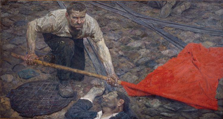 Geliy Korzhev The fantastic range of Gely Mikhailovich KorzhevChuvelev