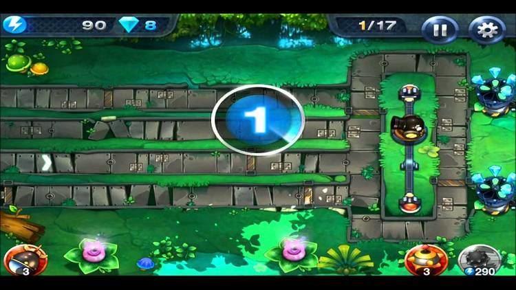 Gem Keeper Gem Keeper iPad 2 US HD Gameplay Trailer YouTube