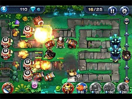Gem Keeper MobileTechReview Forum News and Reviews iPad Game Review Gem