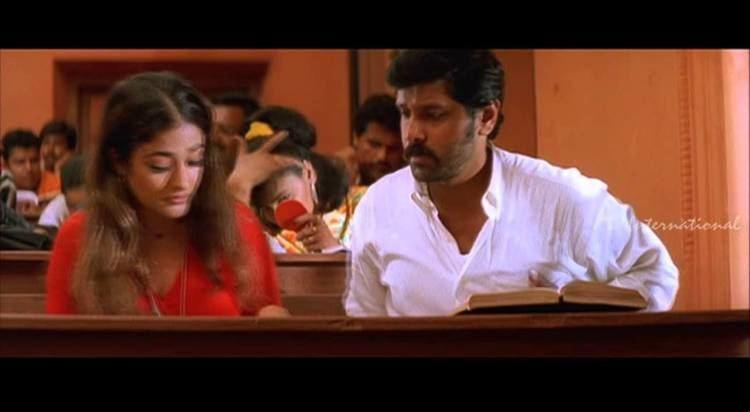 Gemini (2002 Tamil film) Gemini Tamil Movie Comedy Vikram Kiran Rathod Dhamu