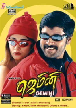 Gemini (2002 Tamil film) Gemini 2002 Tamil film Wikipedia