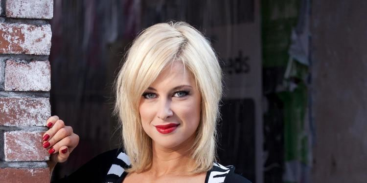 Gemma Bissix Hollyoaks Gemma Bissix on Clare Devine exit Its been emotional