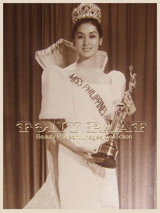 Gemma Cruz-Araneta Ms Gemma Cruz Araneta Ms International 1964 Source