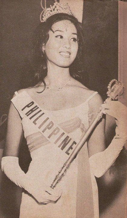 Gemma Cruz-Araneta Pinay Beauty of the Week Gemma Cruz Araneta worldcupbeauty