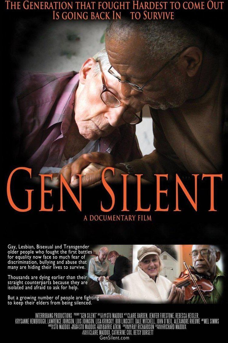 Gen Silent wwwgstaticcomtvthumbmovieposters8112670p811