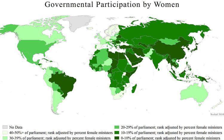 Gender in public administration