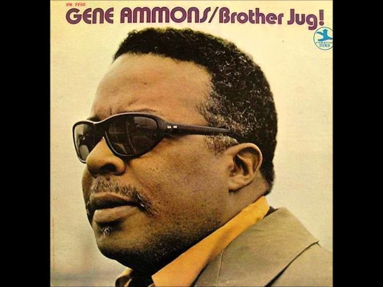 Gene Ammons Gene Ammons quotBrother Jugquot Track B1 quotJungle Strutquot YouTube