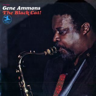 Gene Ammons The Black Cat Wikipedia