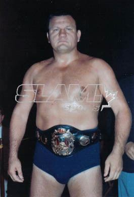 Gene Kiniski CANOE SLAM Sports Wrestling Gene Kiniski dead at 81