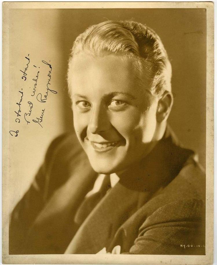 Gene Raymond Gene Raymond Autographed Photo Actor Autographs