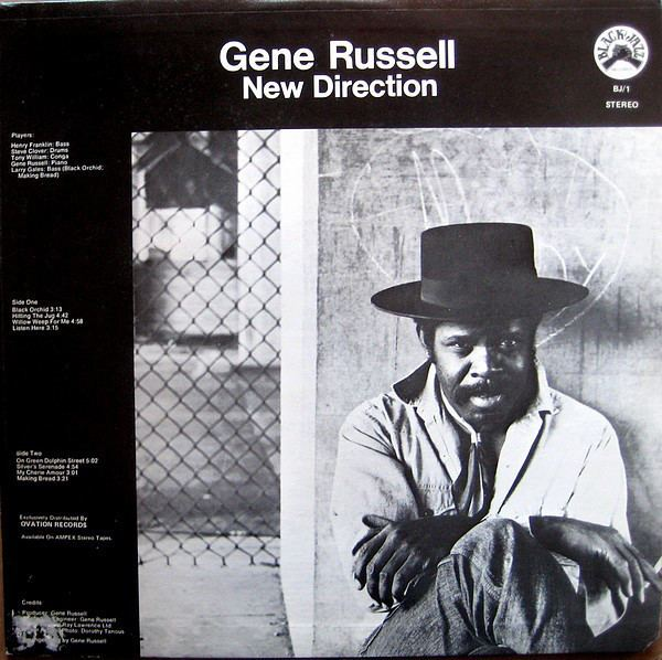 Gene Russell Gene Russell New Direction Vinyl LP Album at Discogs