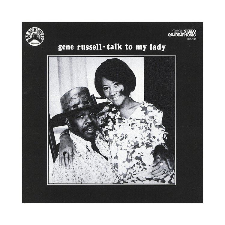 Gene Russell Gene Russell Talk to My Lady CD tracklisting release date