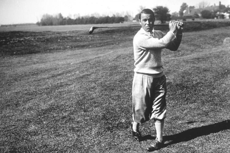 Gene Sarazen Gene Sarazen 1935 Masters Pete Pappas TheGreekGrind