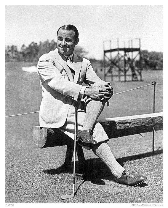 Gene Sarazen Masters Shop 1935 Masters Champion Gene Sarazen