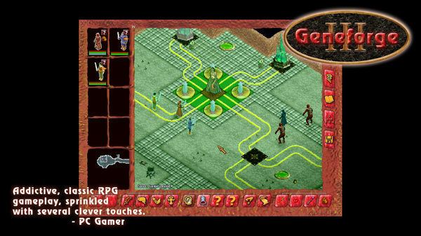 Geneforge 3 Save 70 on Geneforge 3 on Steam