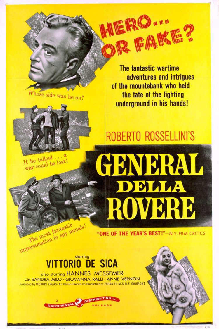 General Della Rovere wwwgstaticcomtvthumbmovieposters42481p42481