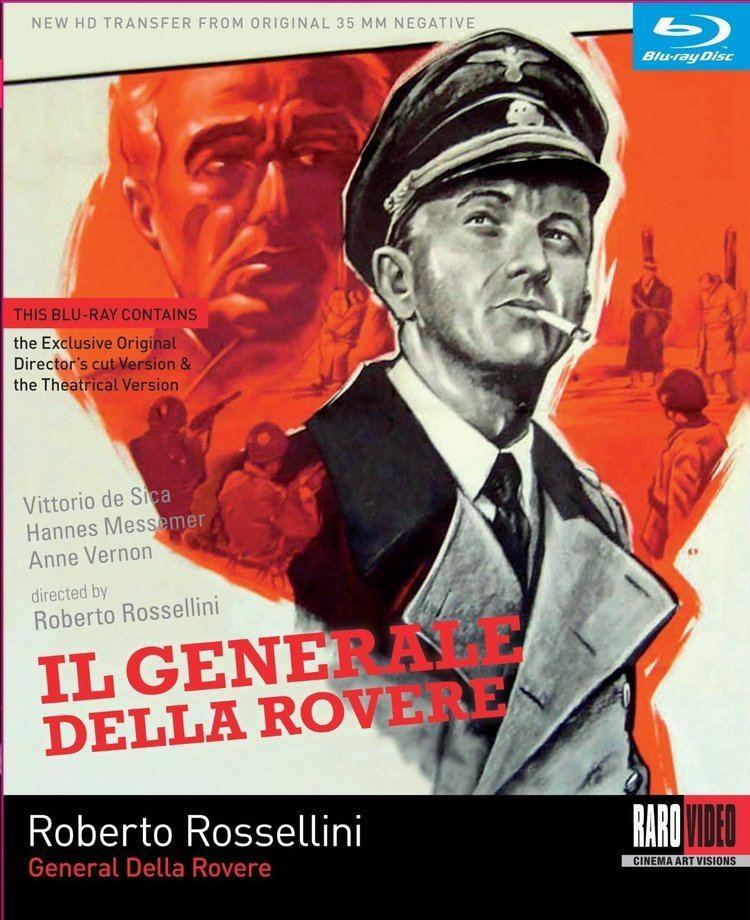 General Della Rovere Il Generale della Rovere Bluray