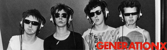 Generation X (band) Generation X Angry Young and Poor
