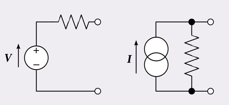 Generator (circuit theory)