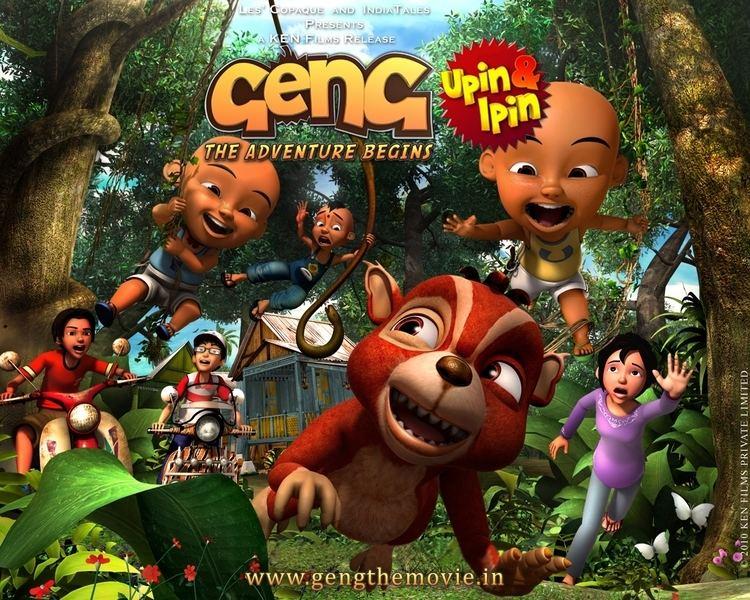 Geng: The Adventure Begins Geng The Adventure Begins movie wallpaper download Wallpaper 1238