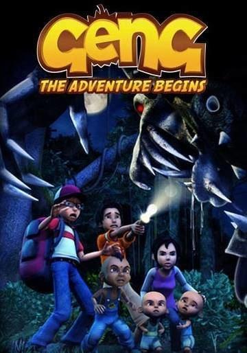 Geng: The Adventure Begins Geng The Adventure Begins Movie on Hungama Tv Geng The Adventure