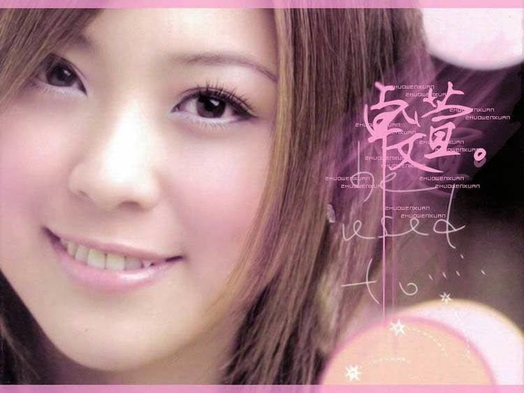 Genie Chuo Taiwan lovely singer Genie Chuo Chinaorgcn