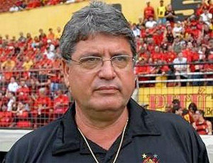 Geninho Geninho o novo tcnico do ABC Chaguinha Net