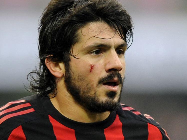 Gennaro Gattuso Sempreinter Gattuso quotInter like Capello39s Juvequot