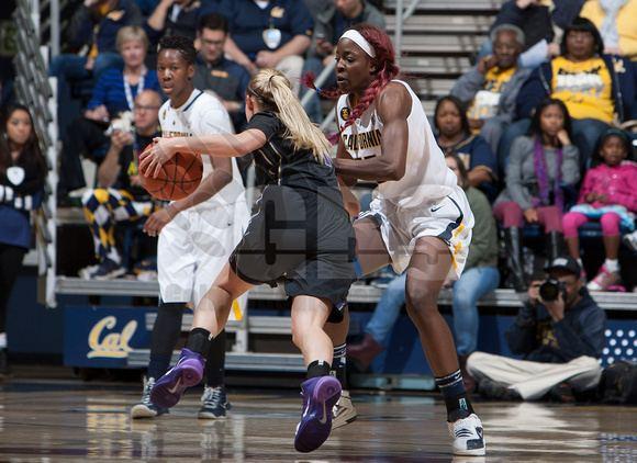 Gennifer Brandon GoldenBearSportscom California Women39s Basketball vs