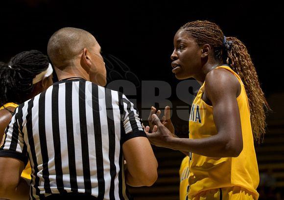 Gennifer Brandon GoldenBearSportscom CAL Women39s Basketball vs St