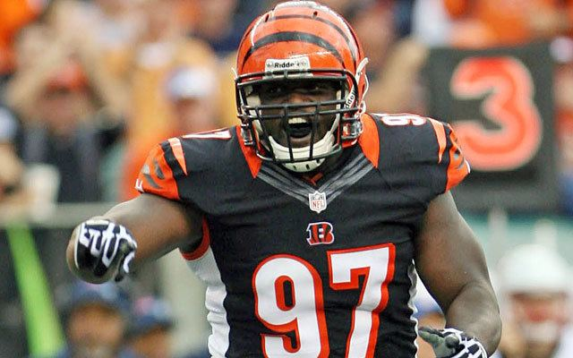 Geno Atkins Bengals DT Geno Atkins has torn ACL out for season