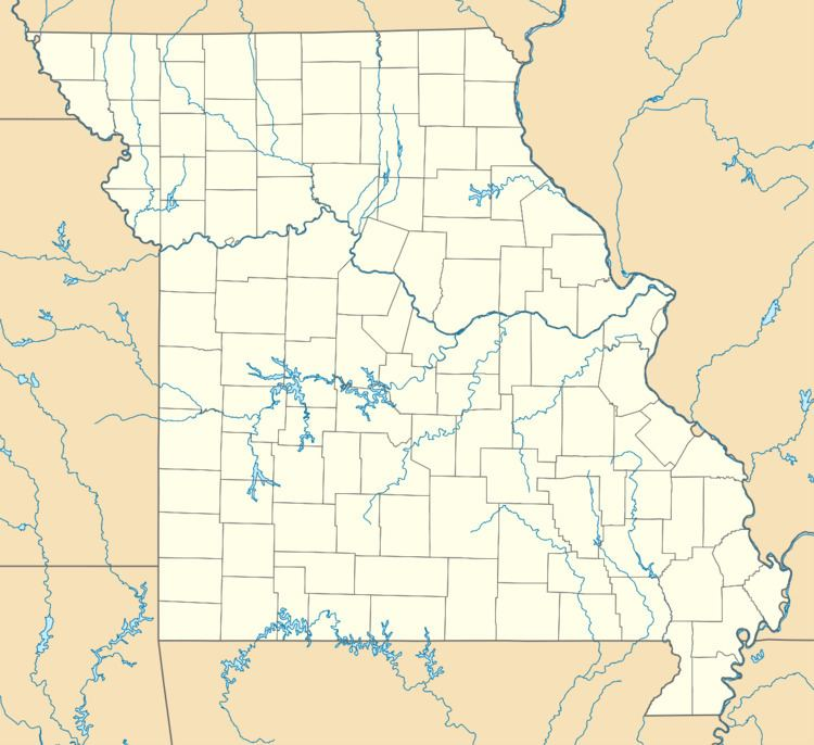 Gentryville, Douglas County, Missouri