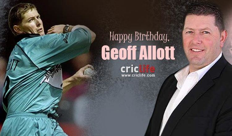Geoff Allott 10 interesting facts about the former New Zealand