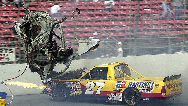Geoff Bodine Geoff Bodine39s Daytona Crash