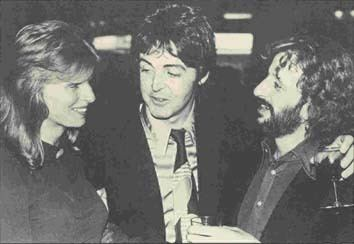 Geoff Britton Jeremy Pascall Paul McCartney and Wings