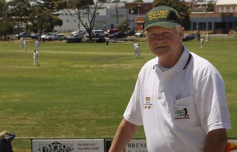 Geoff Dymock (Cricketer)