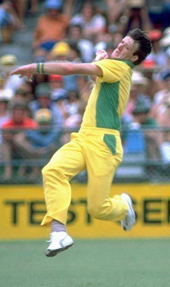 Geoff Lawson (cricketer) The Googly Shoaib Akhtar loves Geoff Lawson long time