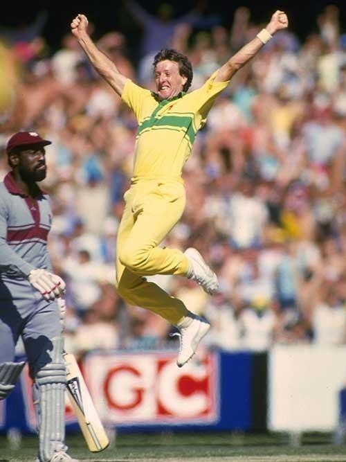 Geoff Lawson (cricketer) Geoff Lawson Museum Riverina