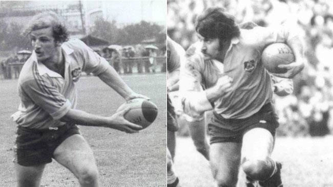 Geoff Shaw (rugby) Tony Shaw and Geoff Shaw inducted into the Wallabies Hall of Fame