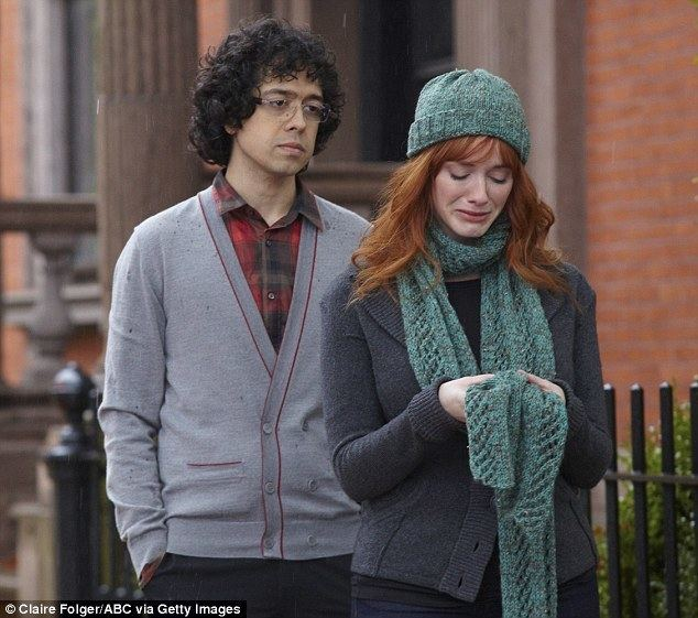 Geoffrey Arend Christina Hendricks celebrates 7th anniversary with husband Geoffrey