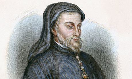 Geoffrey Chaucer Why did Chaucer not make it into Treasures of Heaven