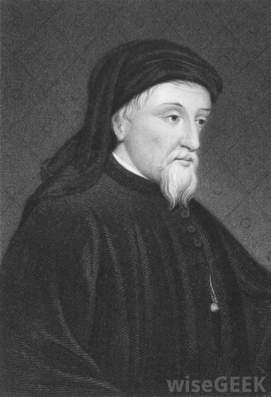 Geoffrey Chaucer Who Was Chaucer with picture
