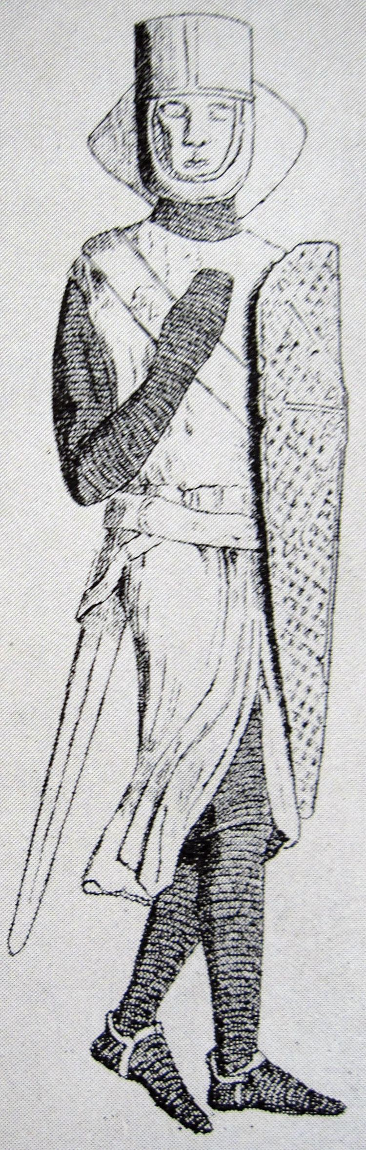 william de mandeville 3rd earl of essex