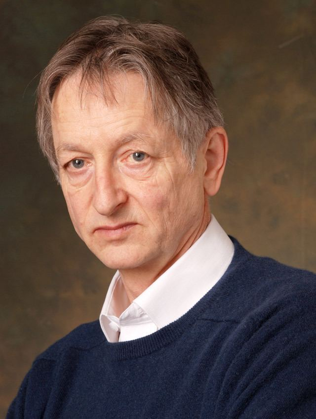 Geoffrey Hinton As Machines Get Smarter Evidence They Learn Like Us