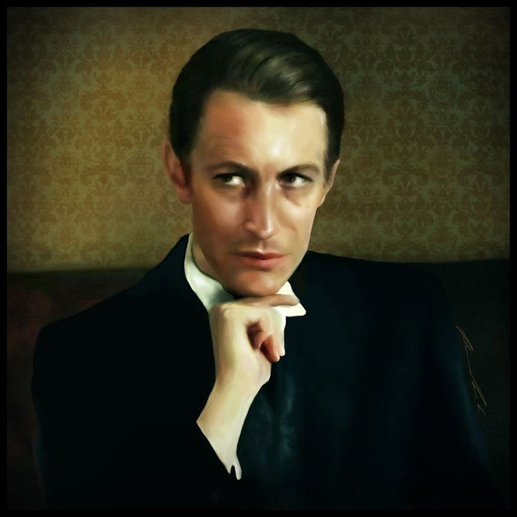 Geoffrey Whitehead Sherlock Holmes Geoffrey Whitehead 1979 by Rabaukus on