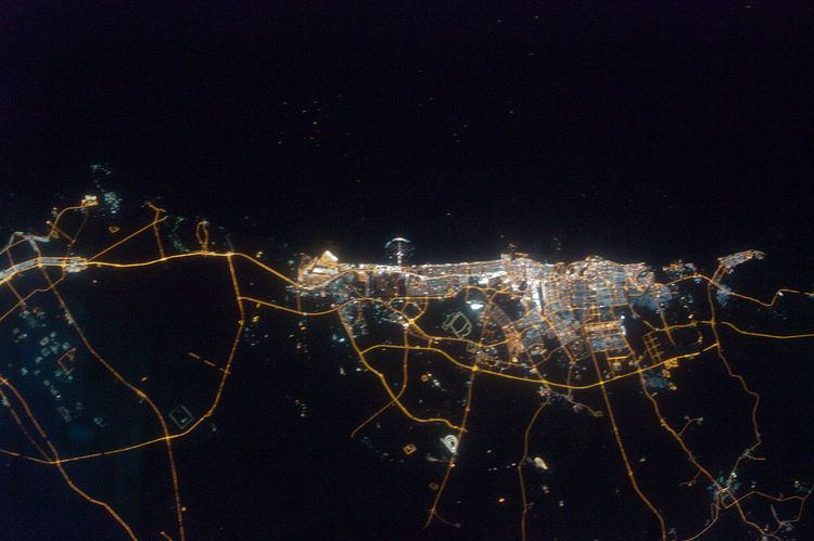 Geography of Dubai