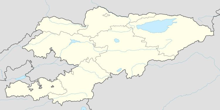 Geography of Kyrgyzstan