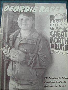 Geordie Racer Geordie Racer Amazoncouk Christopher Russell 9780563347705 Books