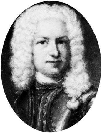 Georg Heinrich von Gortz